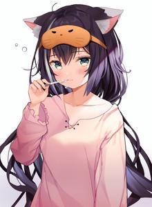 kiruya momochi,  princess connect! re:dive,  princess connect!,  nekomimi,  beast ears