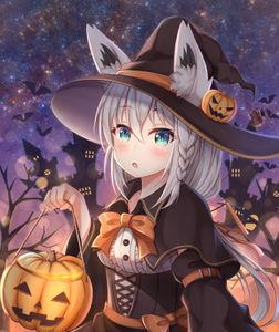 halloween,  fubuki shiragami