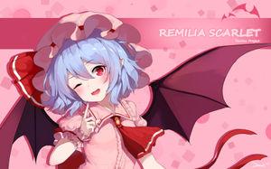 touhou,  remilia scarlet,  remilia,  vampire,  touhou project,  loli