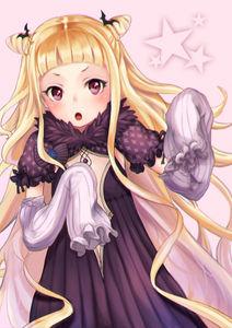 little girl,  loli,  vampire,  overly long sleeves