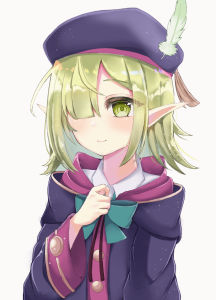 aoi futaba,  princess connect! re:dive,  elf